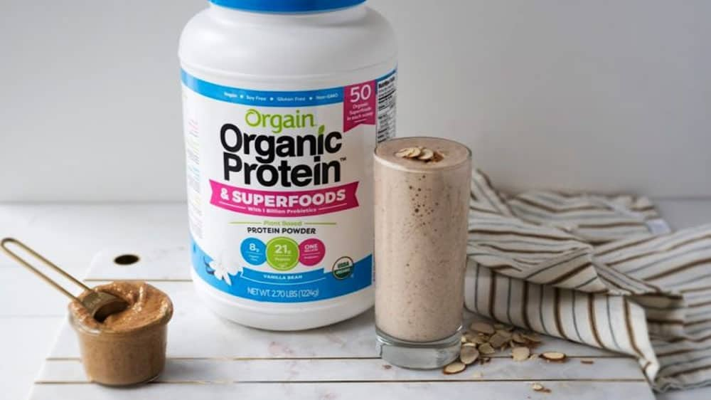 ORGAIN Best Protein Powder