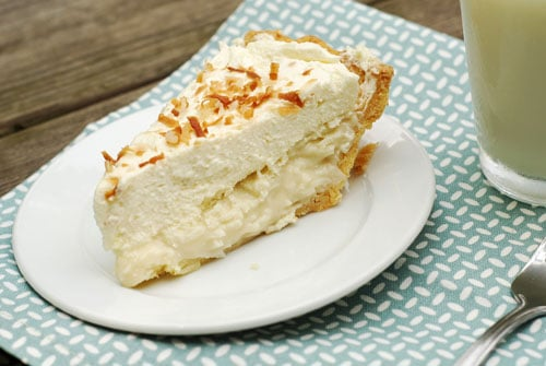 Best Vegan Coconut Creampie