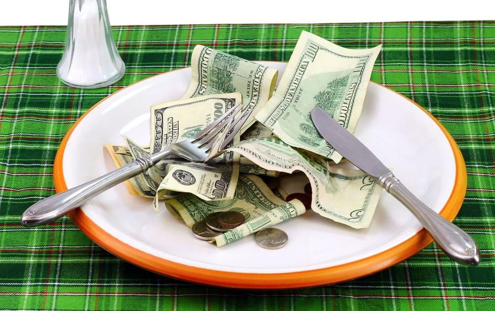 is vegan food expensive?