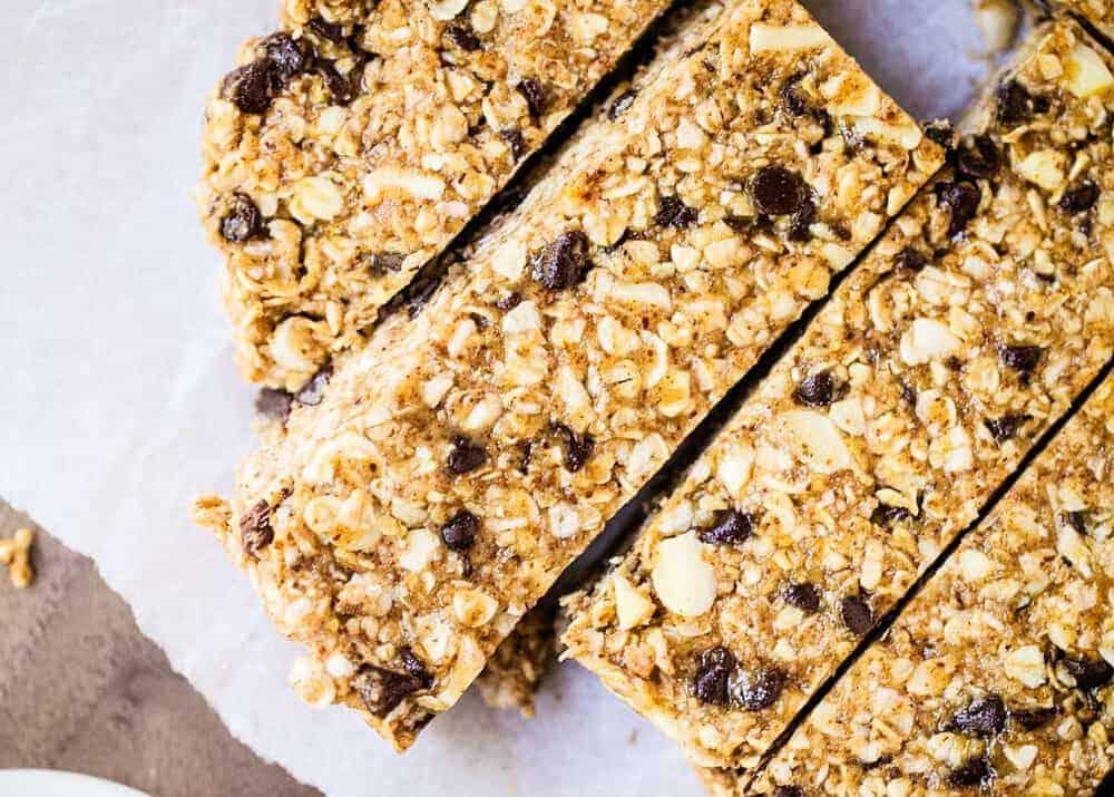 homemade-granola-bars